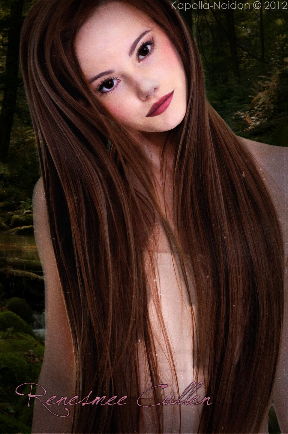 Renesmee Cullen by YlianaKapella-Neidon on DeviantArt