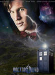Doctor Who 50 anniversary poster
