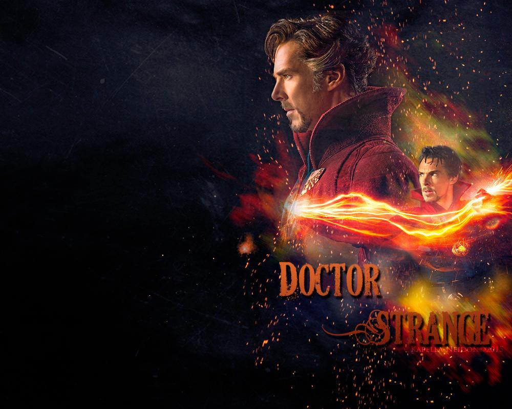 Doctor Srtange wallpaper by YlianaKapella-Neidon
