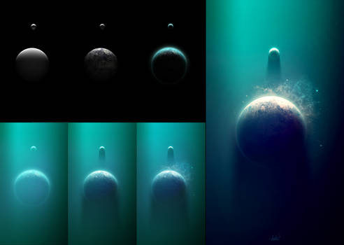 Making of Planets