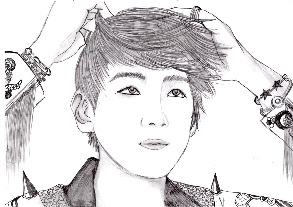 exo fanbase coloring pages - photo#35