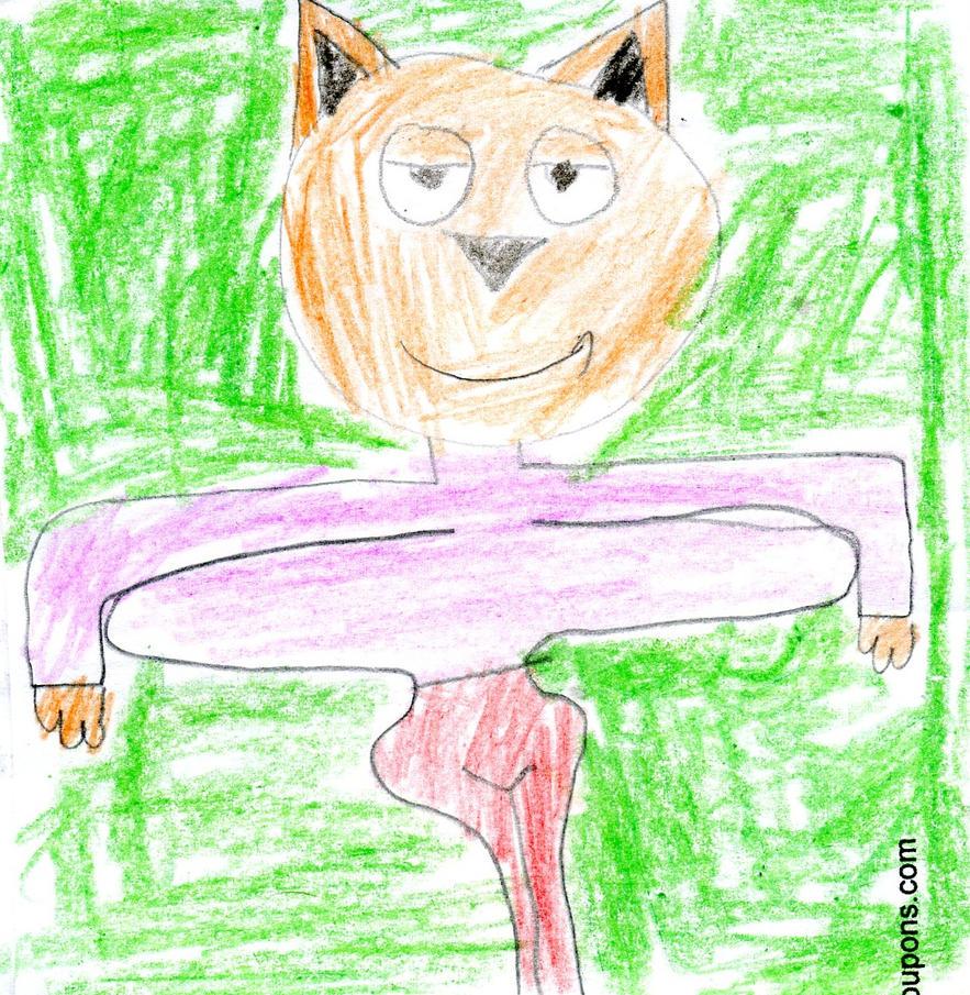 Kittygirl Number 40 by JMShearer