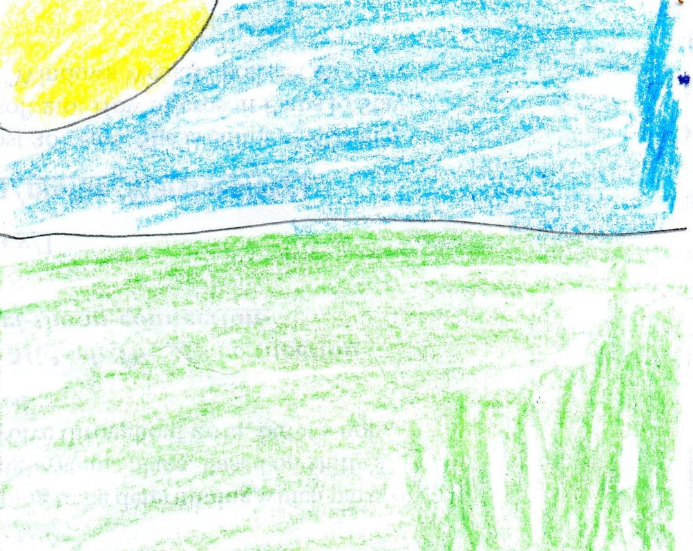 Sunny Field #24 by JMShearer
