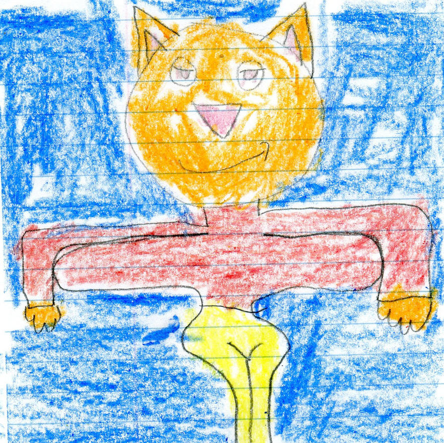 Kittygirl #58 by JMShearer