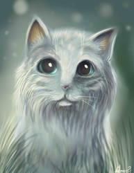 Cat ^^ by Night-Owl-23