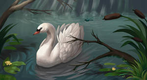 swan by Night-Owl-23