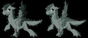 Mora the Dragon by kavic