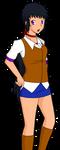 Kyoko by kavic