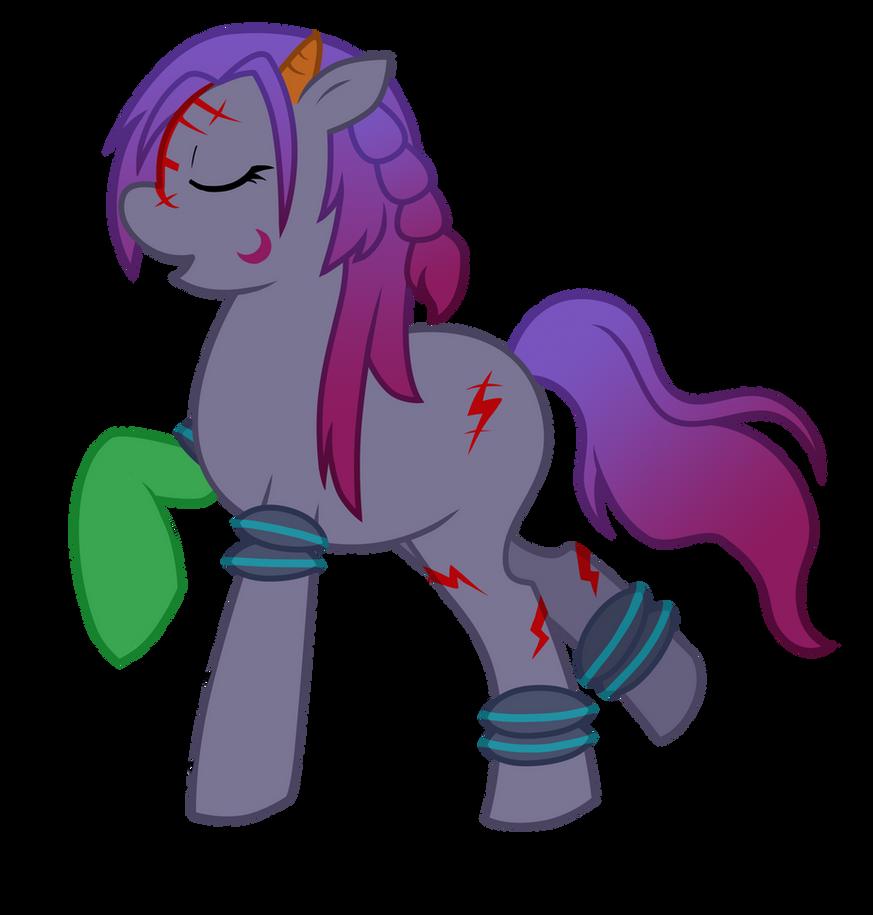Pony Leokah by kavic