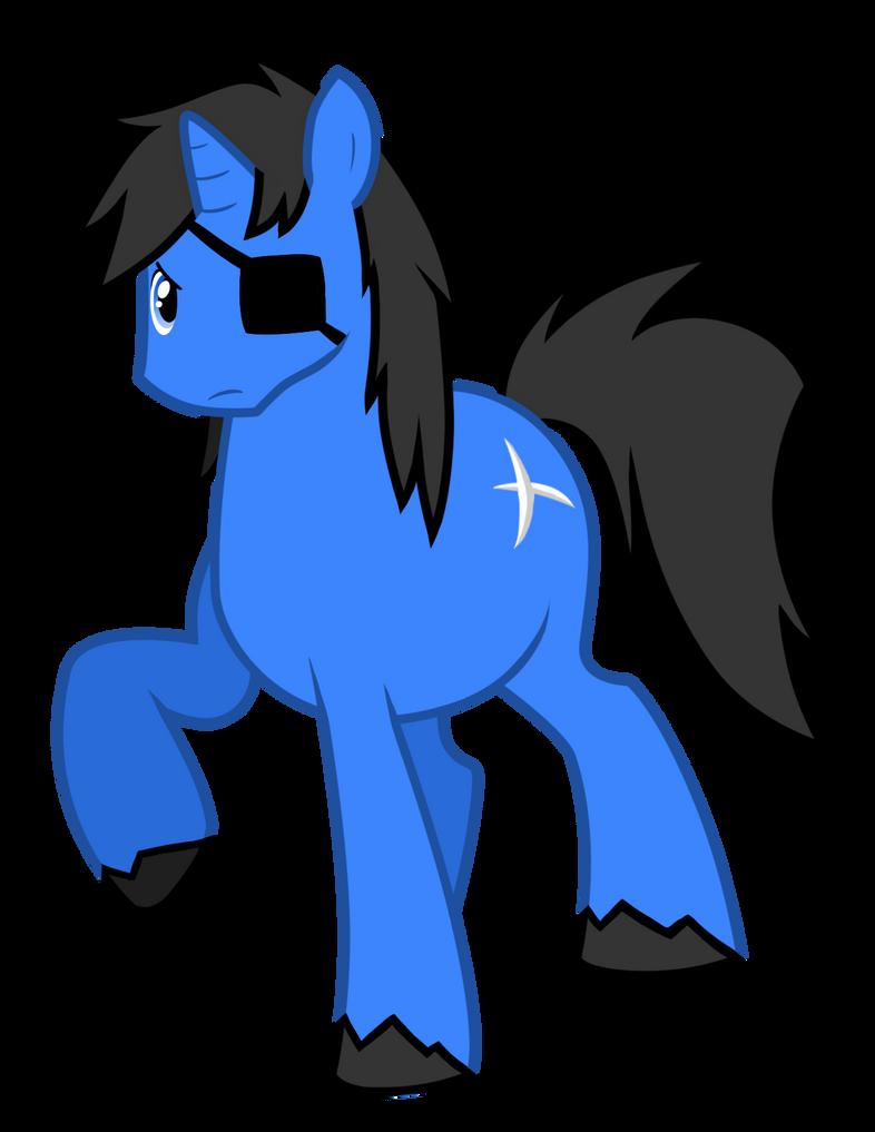 Pony Aor by kavic
