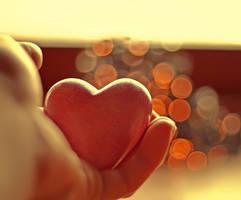 My Heart is Healing by Sortvind