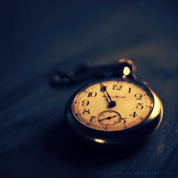 Time Travel by Sortvind