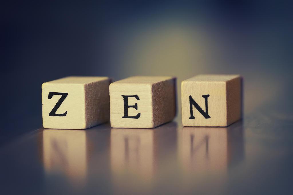 Zen Wallpaper by Sortvind