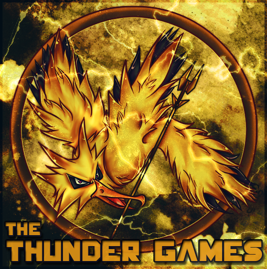The Thunder Games V.3 by SirGalahadBW