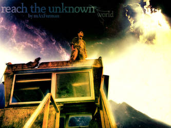 reach the unknown world V1