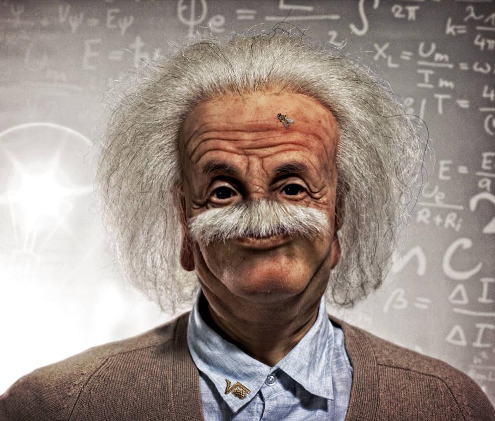 Прикольные картинки с эйнштейном