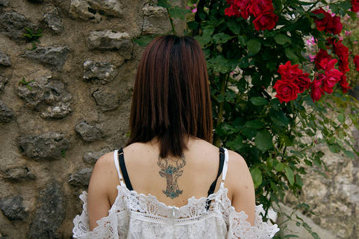 Tattoo and Roses