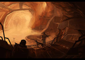 Sand Citadel Store by Tervola