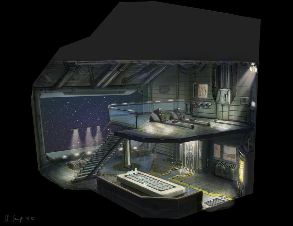 Deadnesia: Safe Room Concept by SimonGangl on DeviantArt