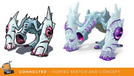Kor|tek - Animal Concept VORTEC