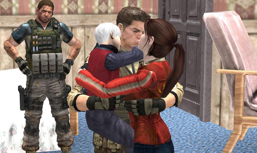 Family Hug by Epzaos