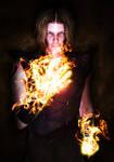 Fantasy Art - Fire Mage