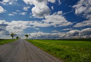open road by kyokosphotos