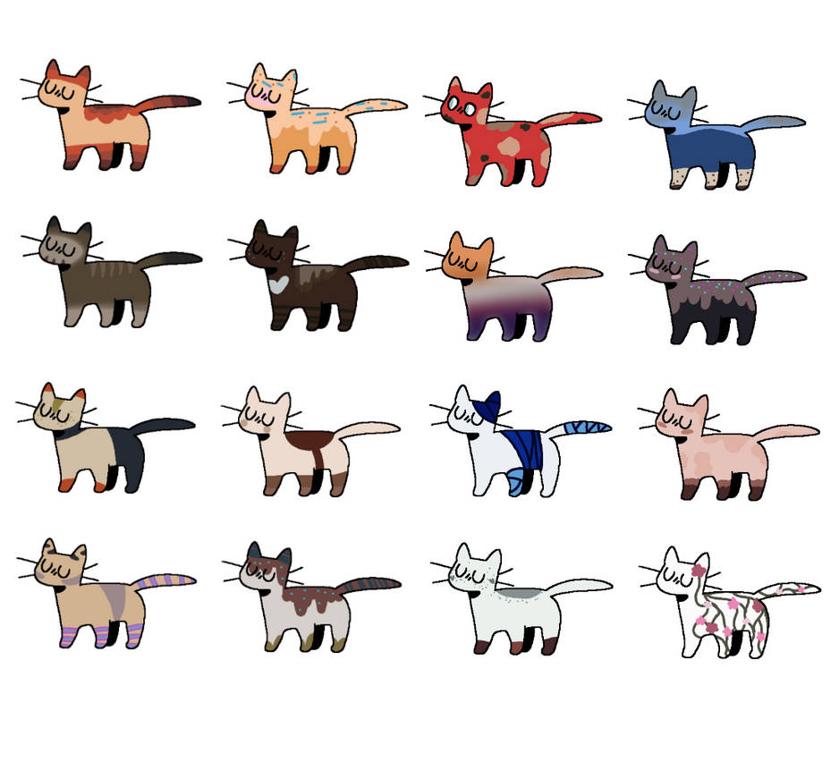 15 Point Kitten Adopts (14/16 Open) by Whats-A-Filter