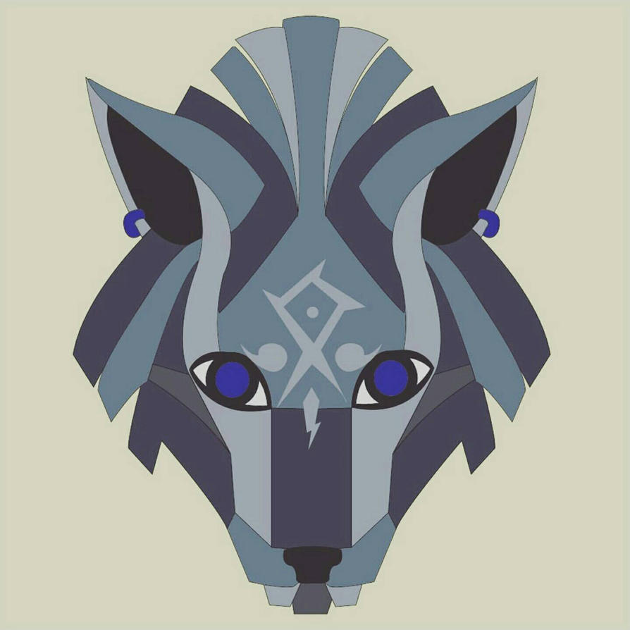 Wolf Link  by MariusKyon