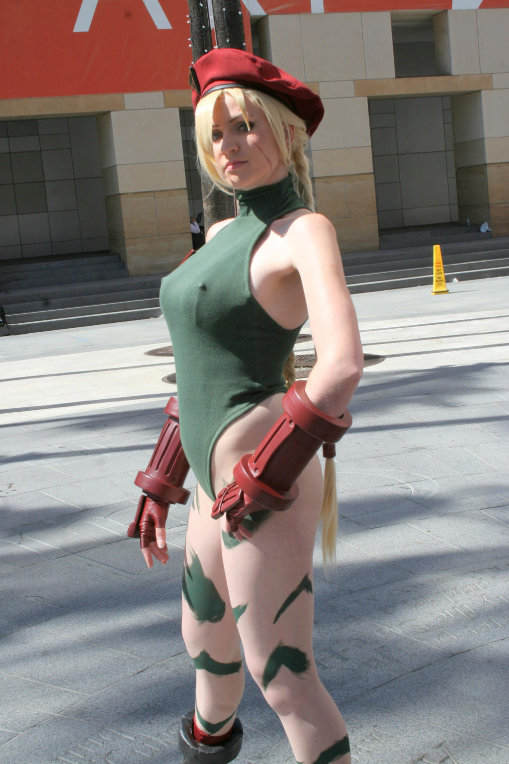 Cammy from Street Fighter by darkaffiction