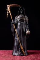 Santa Muerte by Hellfurian-Guard