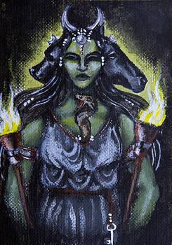 Hekate: Goddess of Crossroads