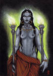 New Hekate Painting