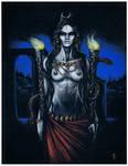 Hekate, Unconquerable Queen