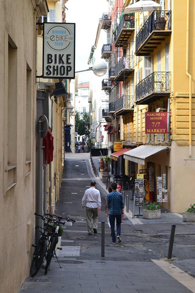 Nice, France by siqna333