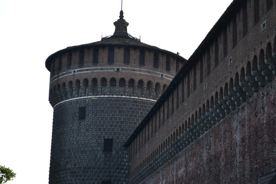 Sforza Castle by siqna333