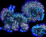 Ice Storm (DG Adopt) //  Felis-Mechanicus