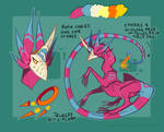 Lantern Dragon - FOR SALE AT KLUSTERFRUCK
