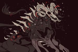 SFC - bone fiend by Zenophrenic
