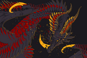 SFC - gilded stars by Zenophrenic