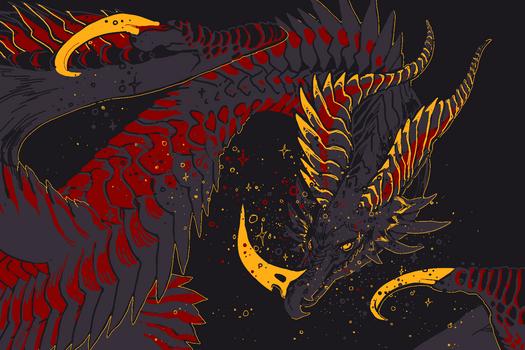 SFC - gilded stars