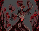 the rosebush heart