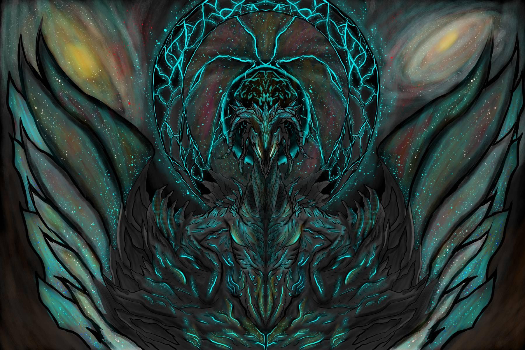A univers dragon