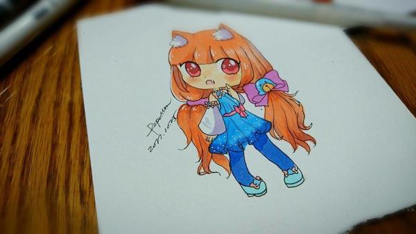 Fan Yue by Mizuriia