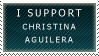 I Support Christina Aguilera by XLove-Christina-AX