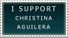 I Support Christina Aguilera by XLove-Christina-AX