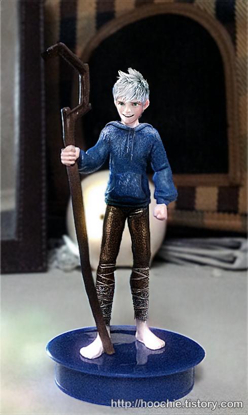 Jack Frost figure by sjun0608