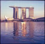 Marina Bay Sands by Dekhtyar