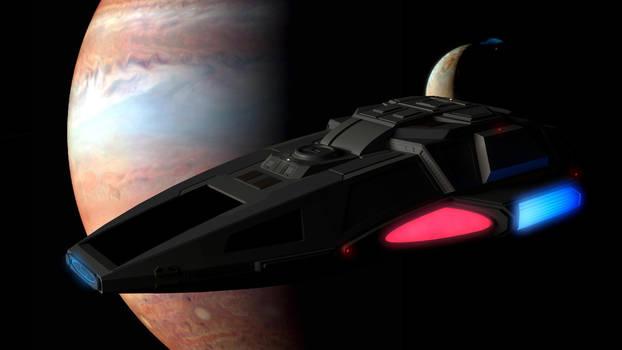 Star Trek  Type-24 Shuttle