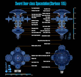 Starbase 185 schematic by sc452598073